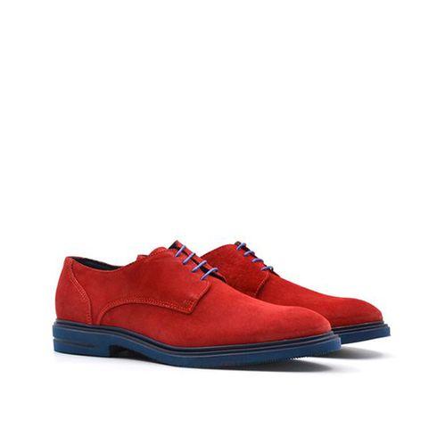 Nicola Benson scarpa derby vera pelle