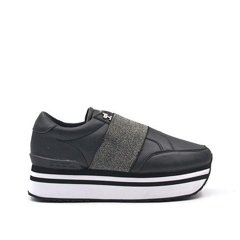 Tommy Hilfiger sneaker platform donna