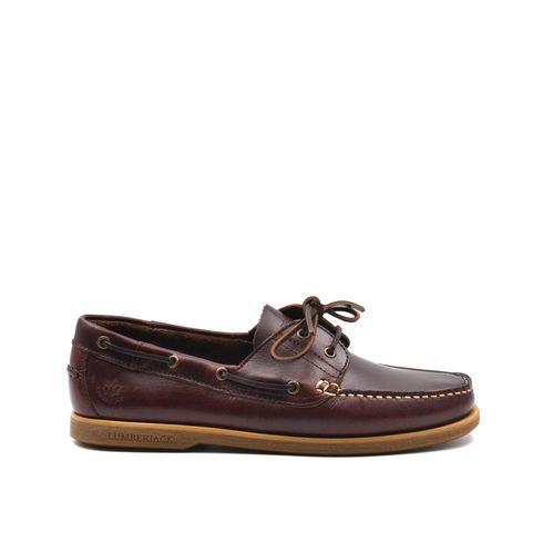 Lumberjack scarpa da uomo in pelle