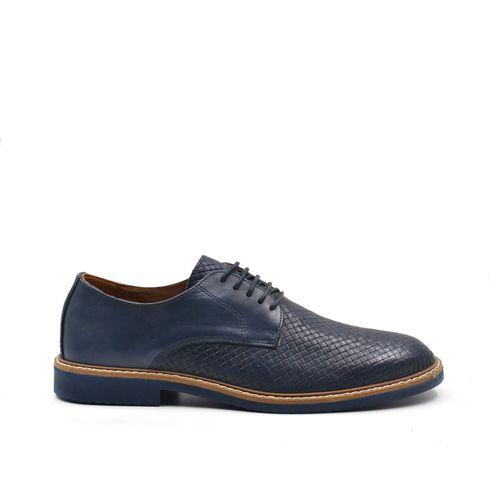 Imac scarpa derby da uomo in pelle