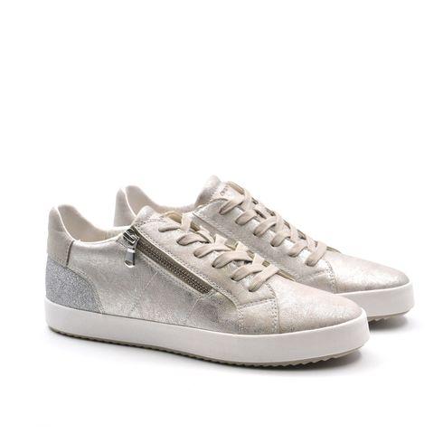 Geox D Blomiee A sneaker donna con zip