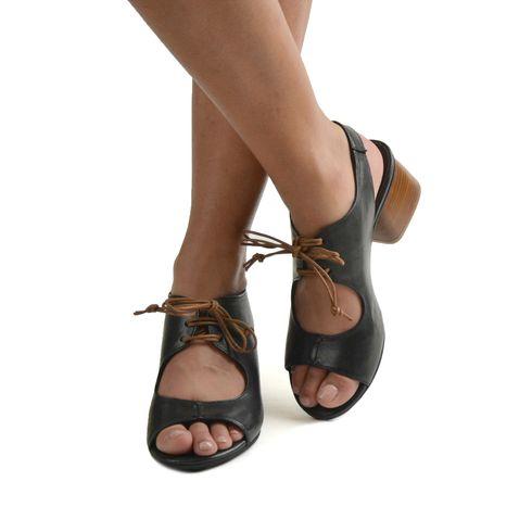ConTé sandalo da donna con tacchetto
