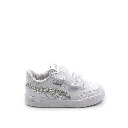Puma Caracal GlitterV Inf sneaker bimba