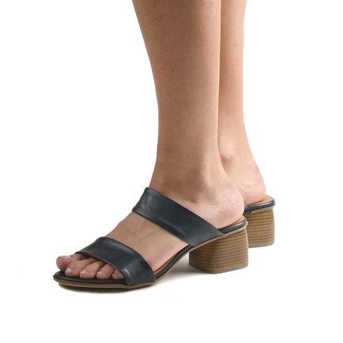 ConTé sandalo da donna in pelle