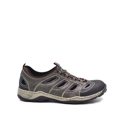 Rieker scarpa sandalo da uomo