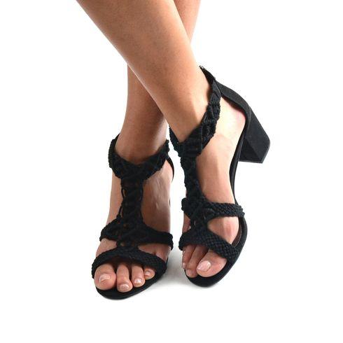 Marco Tozzi sandalo donna con tacco