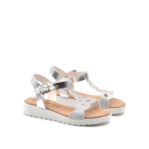 Miss Desirèe sandalo bimba con glitter