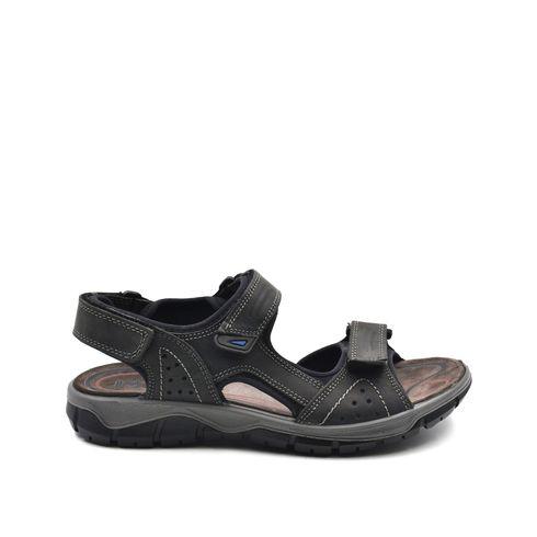 Imac sandalo da uomo in pelle