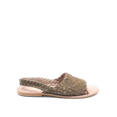 Soline sandalo da donna in pelle