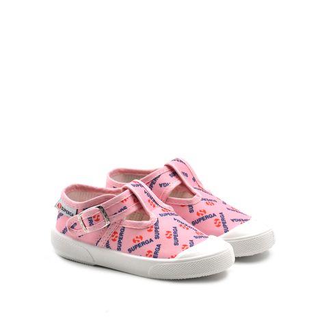 Superga scarpa da bimba in tessuto