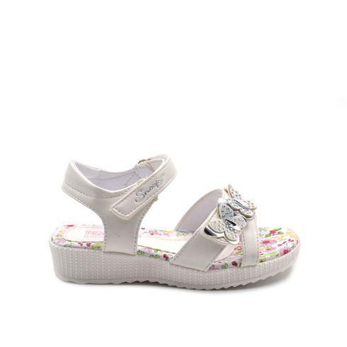 Snoopy sandalo da bimba con strass