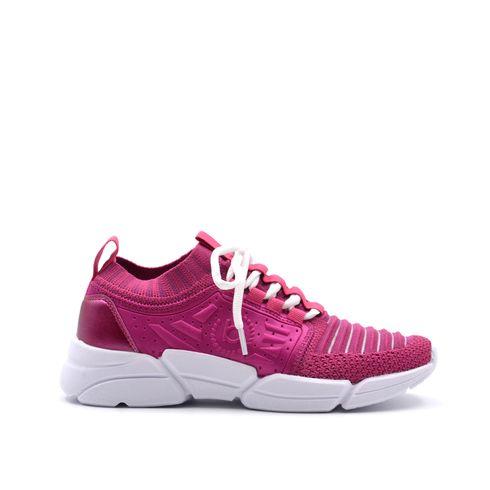 Sneaker da donna in tessuto