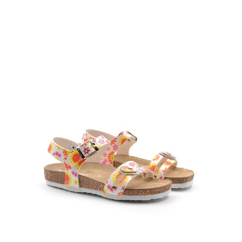 Superga sandalo bimba con glitter