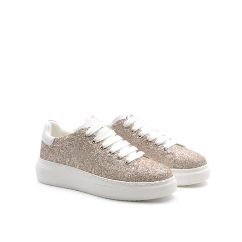 So_Us sneaker da donna glitterata