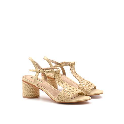 Corina sandalo da donna intrecciato