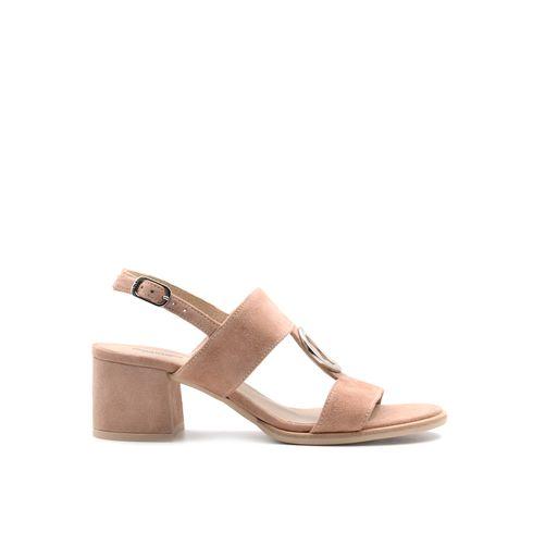 Nero Giardini sandalo da donna in pelle