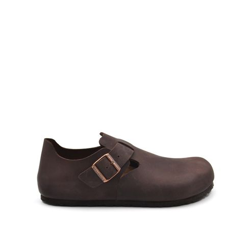 London Bs scarpa da uomo in vera pelle