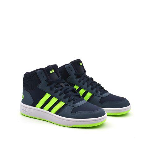 Adidas Hoops Mid 2.0 K Sneaker Bimbo