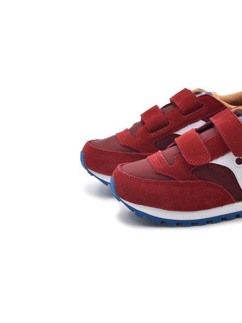 Saucony sneaker da bimbo in pelle