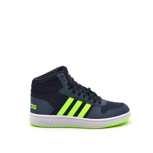Adidas Hoops Mid 2.0 K Sneaker ragazzo