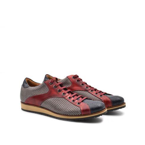 Nicola Benson scarpe casual da uomo