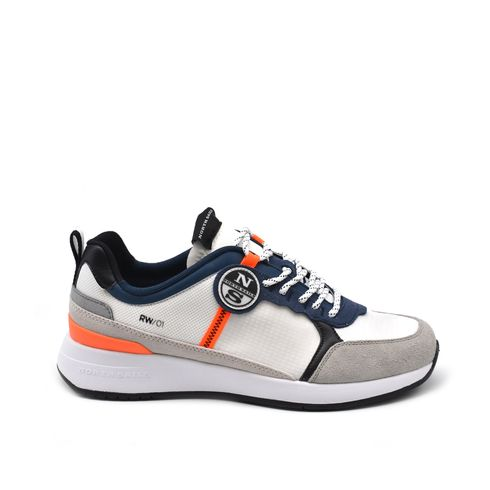 North Sails sneaker da uomo in pelle