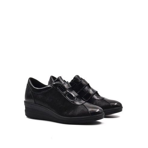 Imac scarpa da donna con doppio velcro