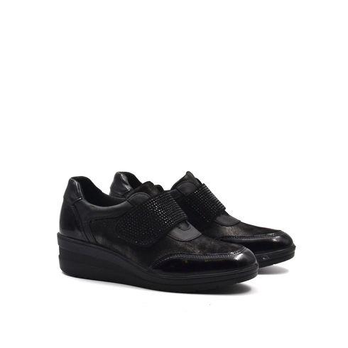 Imac scarpa da donna con velcro