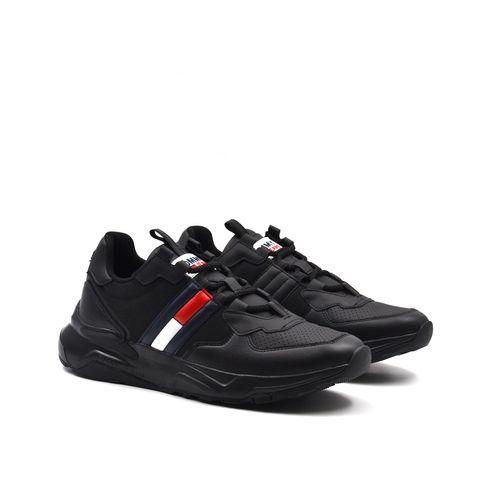 Tommy Hilfiger sneaker da uomo in pelle