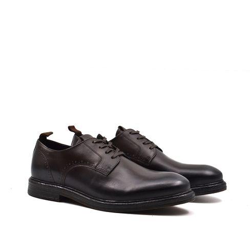 Ambitious scarpa derby da uomo in pelle