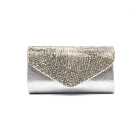 Coveri Collection pochette donna strass
