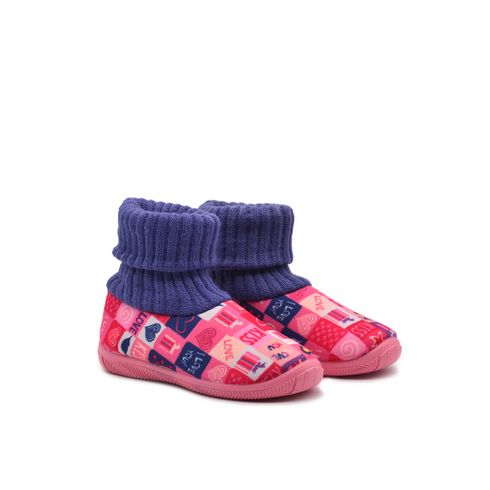 Puchitos pantofola da bimba fantasia