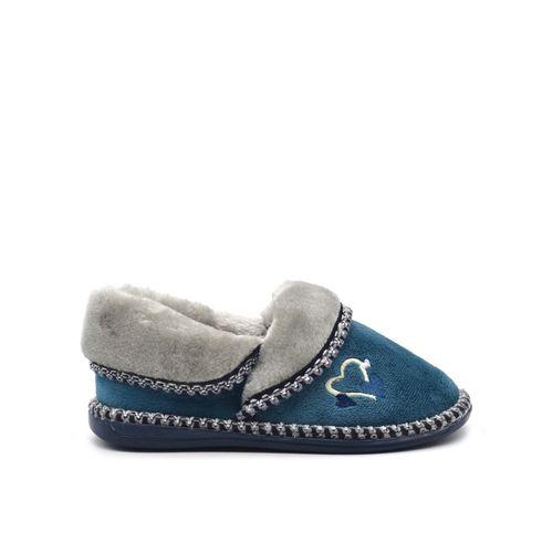 Globe pantofola da donna con ricamo