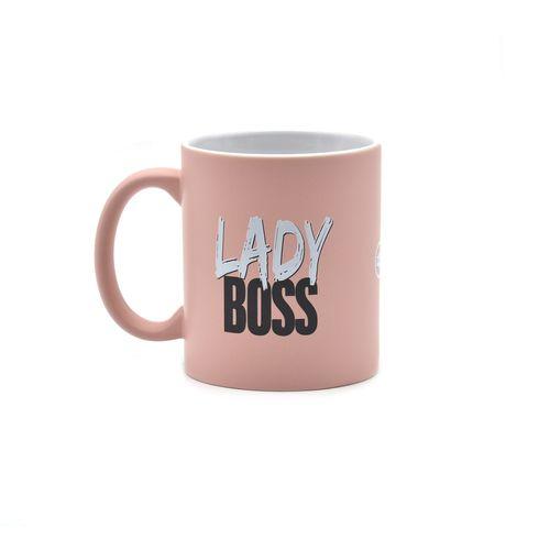 Mug Lady Boss Pink Le Tazzate