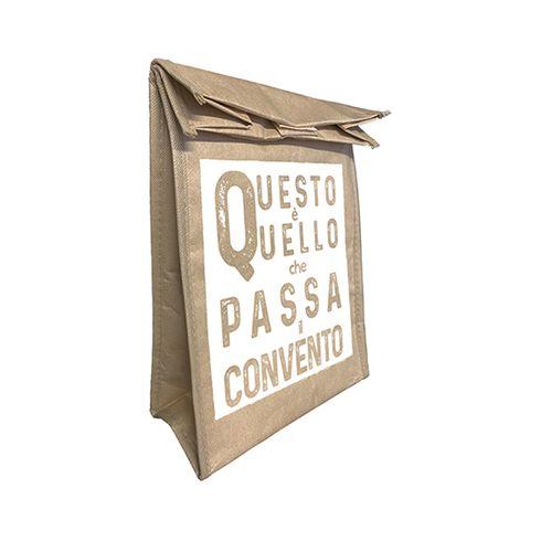 Lunch Bag Questo 癡 quello che passa..