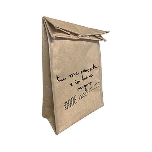 Lunch Bag Tu me provochi e io...