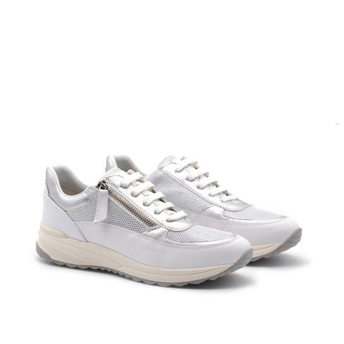 Geox D Airell A sneaker donna con zip