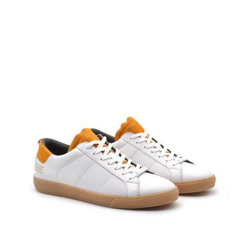 Ambitious sneaker uomo vera pelle