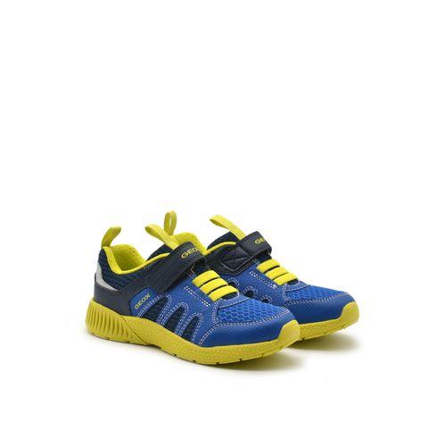 Geox J Sveth B. A sneaker da bimbo