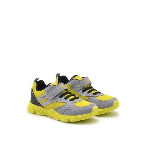 Geox J N.Torque B B sneaker da bimbo