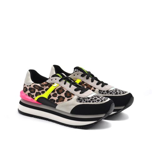 Gioseppo Muncie sneaker platform donna