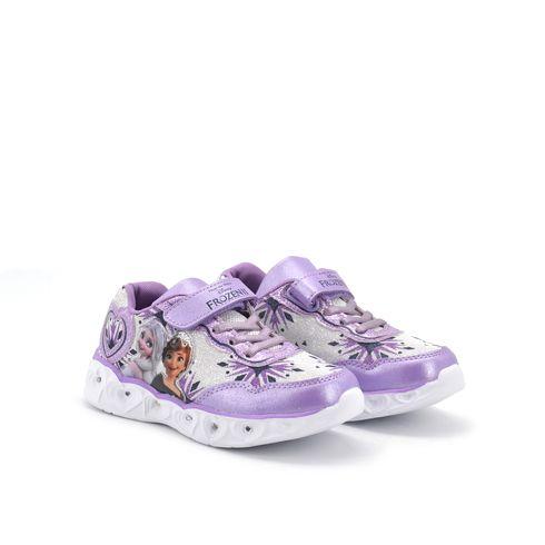 Frozen sneaker da bimba con velcro