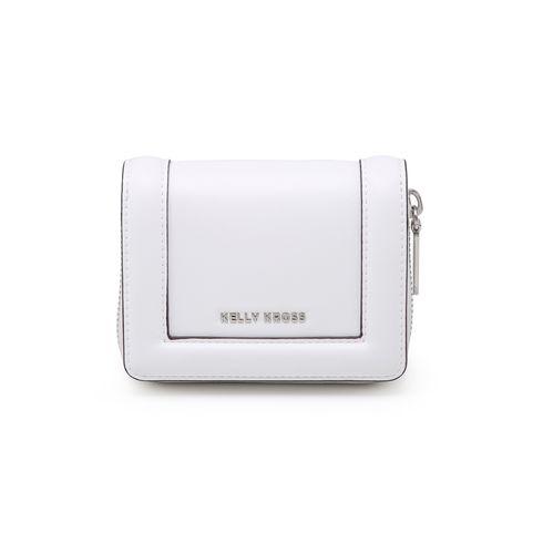 Kelly Kross Small Wallet Megan White