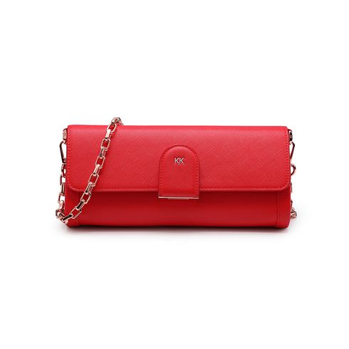 Kelly Kross Clutch Bag Florence Coral