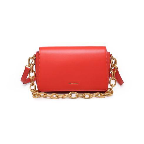 Kelly Kross Shoulder Bag Agatha Coral