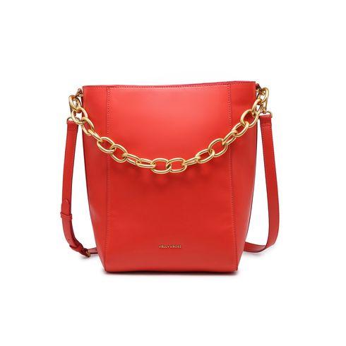 Kelly Kross Bucket Bag Agatha Coral