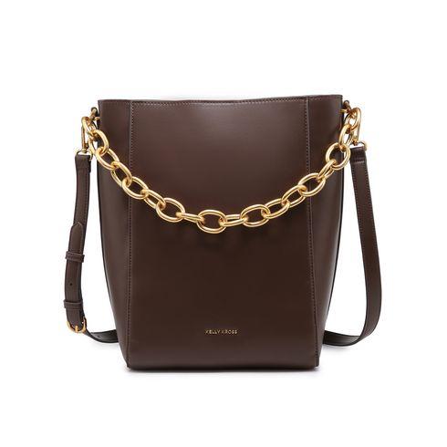 Kelly Kross Bucket Bag Agatha Dk.Brown