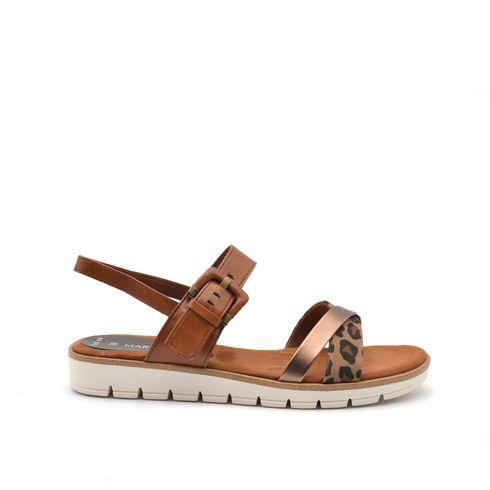 Marco Tozzi sandalo maculato da donna