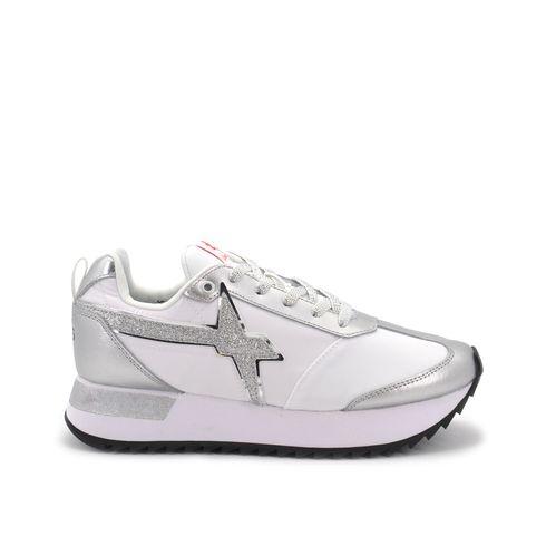W6yz Kis W sneaker donna in pelle