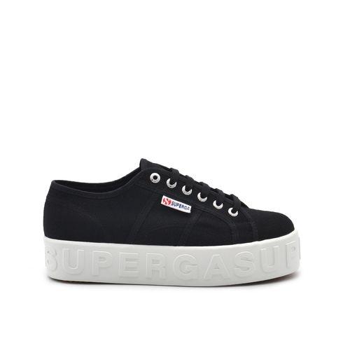 Superga 2790 3D Lettering sneaker Donna
